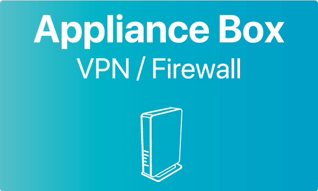 Appliance Box (VPN/Firewall)